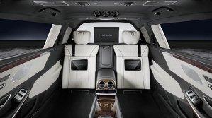 """Toţi oamenii preşedinţilor au pus ochii pe cel mai """"greu"""" Mercedes: 6 tone şi 1.4 miloane de euro preţ - GALERIE FOTO"""