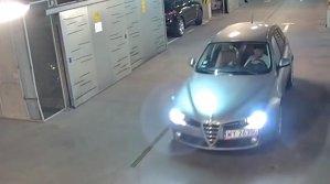 Cea mai dezastruoasă ieşire dintr-un garaj a unui şofer beat - VIDEO