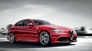 Superba Alfa Romeo Giulia la preţuri pentru România - GALERIE FOTO
