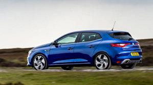 Ce surprize pregătesc cei de la Renault pentru modelul Megane GT