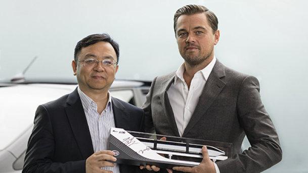 Leo DiCaprio, surpriza din spatele unei mărci surpriză.