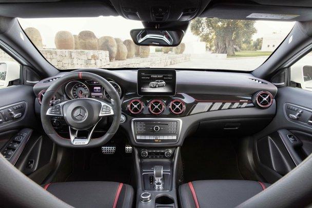 Mercedes-Benz GLA facelift - Şi SUV-urile merg la fitness [FOTO]