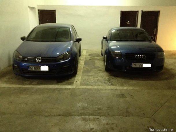 Dragnea Jr., condiţii de 5 stele pentru maşinile personale: De la BMW la Skoda, de la Golf R la A8 [FOTO]