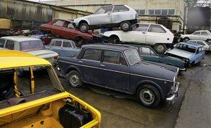 Câte din maşinile verificate anul trecut, în trafic, prezentau pericol de accidente
