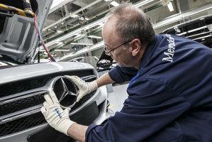 Mercedes a ales pentru producţie altă ţară în defavoarea României
