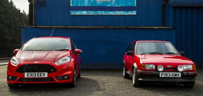 Greutate mai mică. În timp ce maşinile mai uşoare necesită o mai mare concentrare din partea şoferului în timpul conducerii, partea bună este că maşinile mai uşoare sunt mult mai simplu de împins atunci când ceva nu merge bine sub capotă. Ca o comparaţie, o Fiesta XR2 în vârstă de 25 de ani, cântăreşte 839 de kg faţă de modelele moderne care ajung la 1.163 de kg.