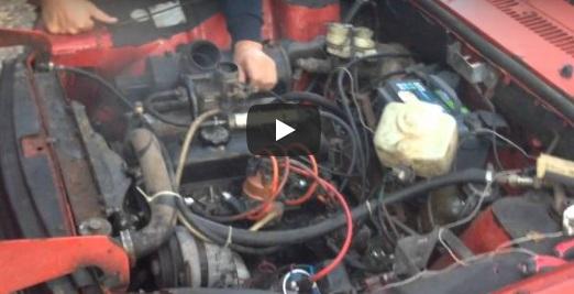 O Dacia Shifterossa pornită după 18 ani. Frumoasa cu jante de ARO sună aproape ca-n prima zi [VIDEO]