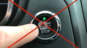 Ce se întâmplă dacă apeşi acest buton în timp ce maşina merge? [VIDEO]