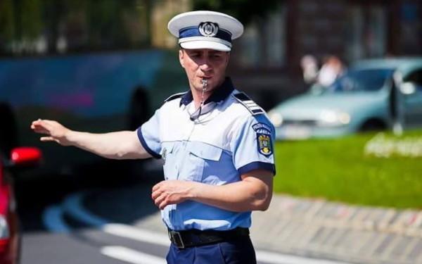 Poliţistul s-a căutat pe Google. Rezultatul i-a scos peri albi