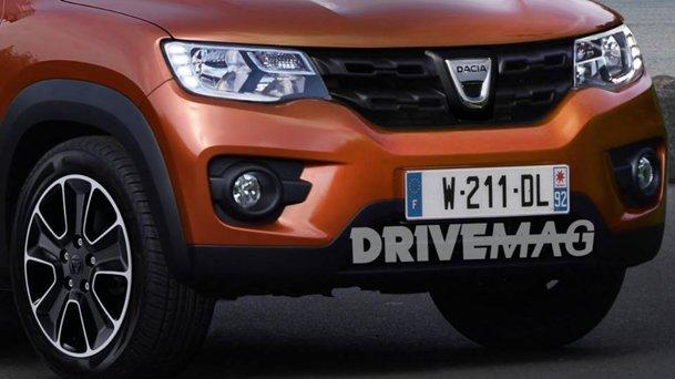 Cum arată noua Dacia. Schimbare majoră de aspect [FOTO]