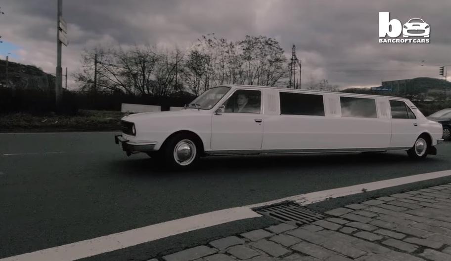 Dacă voiai Maybach, avem ceva mai tare (VIDEO)