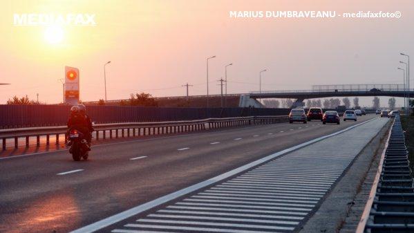 """Numărul """"fabulos"""" de km de autostradă inauguraţi în 2016"""