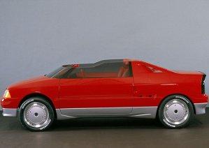 Maşina asta a fost inspiraţie pură pentru un model istoric