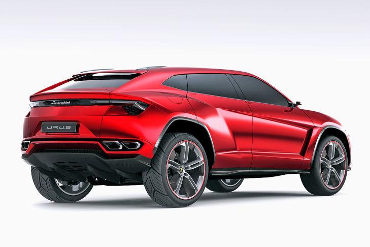 Italienii au cu ce se lăuda! Abundenţă de cai putere pe noul SUV Lamborghini Urus [FOTO]