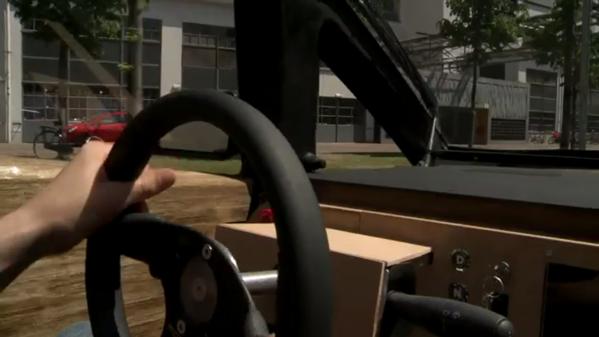 300 de km autonomie şi deja omologată (VIDEO)