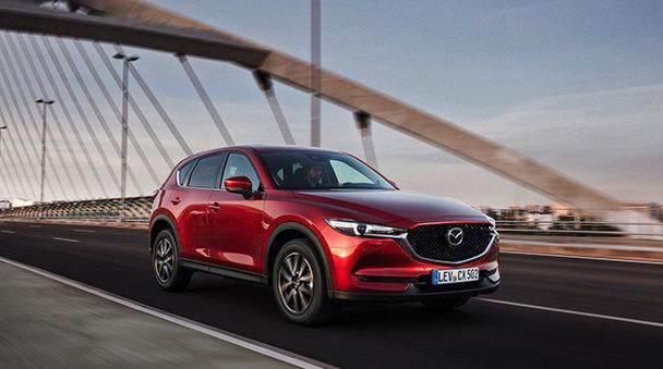 Noul Mazda CX-5 a sosit în România. Avem preţurile