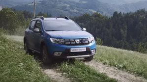 Reclama care demonstrează că Sandero Stepway e bun la toate [VIDEO]