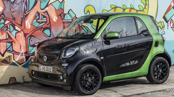 Smart electric, disponibil pentru comandă în România