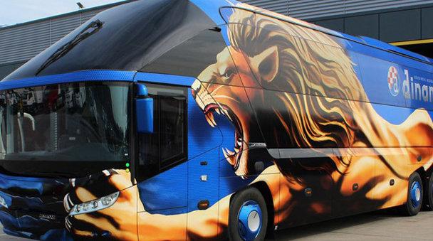 Autocarul lui Dinamo Zagreb a fost cumpărat de o echipă din România. Află cât a costat