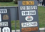 Ai avut în familie maşină cu număr de tip 1-B, 4-B sau 12-B? Care era semnificaţia numerelor de înmatriculare pe vremea lui Ceauşescu? Numai miliţienii ştiau atunci procedura
