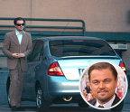 Leonardo DiCaprio – Toyota Prius Hybrid. Dacă aţi pariat că Leonardo DiCaprio deţine o maşină de lux, la cât este de celebru, ei bine aţi pierdut pariul. DiCaprio deţine un Toyota Prius Hybrid. Pentru un astfel de model proprietarul nu a cheltuit mai mult de  29.900 de dolari.