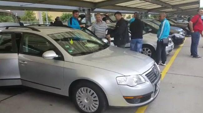 Razie cu 240 de poliţişti în târgul Vitan - VIDEO