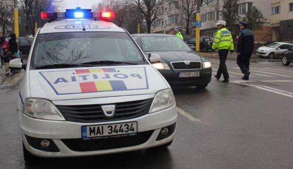 Debandada generală din România. Când oamenii legii calcă pe bec - 7 exemple VIDEO