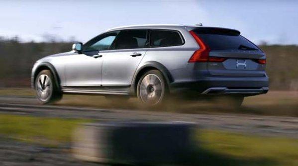 Test cu noul Volvo V90 Cross Country. Suedezul cu personalitate multiplă - VIDEO