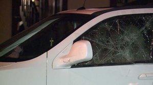 Poliţistul a tras pe dreapta o maşină care circula cu viteză. Când a văzut cine era pe scaun era să facă INFART. Pozele vorbesc de la sine