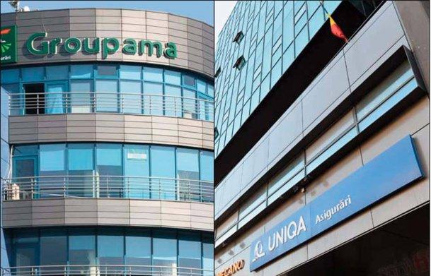 Primele amenzi date de noul şef al ASF Leonardo Badea: Groupama şi Uniqa, amendate cu 10.000 de lei de ASF după investigaţia privind poliţele RCA pe o lună