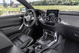 Noul Mercedes Clasa X reinventează pickup-ul tradiţional - VIDEO