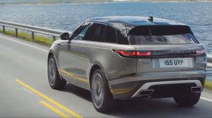 Range Rover Velar. O fiară senzaţională după care vor întoarce capul Macan şi GLC - VIDEO