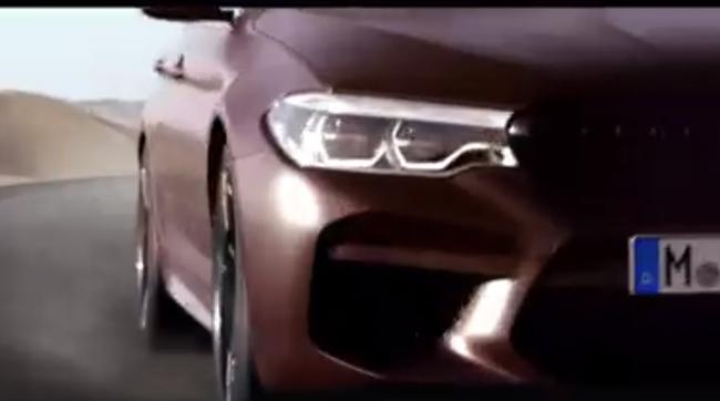 BMW a anunţat când se va lansa noua generaţie M5. Iată teaser-ul care-ţi face ecranul să vibreze - VIDEO