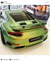 O vopsea banală cu un secret pe care nici ultrafanii Porsche nu îl ştiu