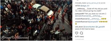 Incident revoltător la un eveniment în California