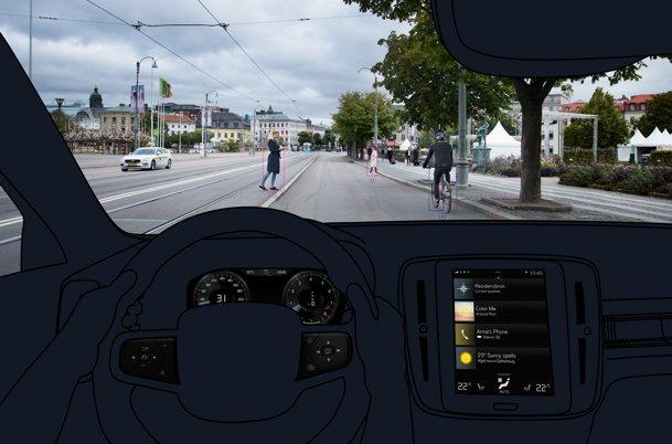 Volvo a lansat un nou teaser pentru XC40. Suedezii redefinesc experienţa urbană cu cel mai sigur SUV