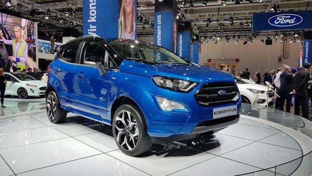 La Craiova, s-au produs primele EcoSport. Când vor fi vândute primele maşini