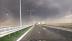 Un şofer a filmat iadul de pe autostradă. În câteva secunde a văzut negru în faţa ochilor
