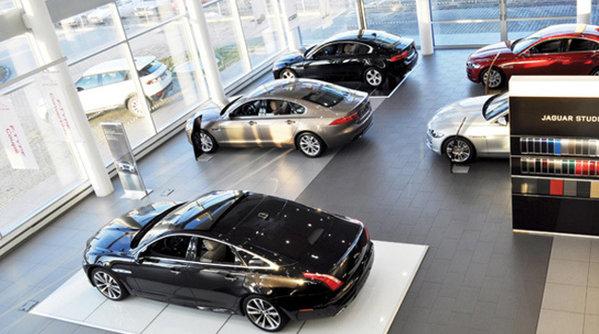 Vehicule marca Land Rover şi Jaguar din România, rechemate în service