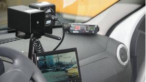 Gata cu radarele în maşini neinscripţionate