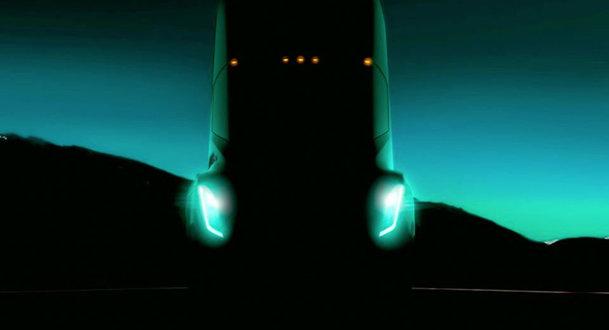 Camionul Tesla este foarte aproape de lansare. Avem data - IMAGINE OFICIALĂ