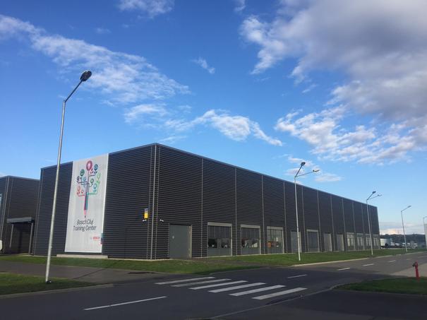 Bosch investeşte 6 milioane de euro într-un centru de componente auto din România