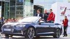 Jucătorii lui Bayern Muenchen şi-au împărţit maşinile pentru următorul an