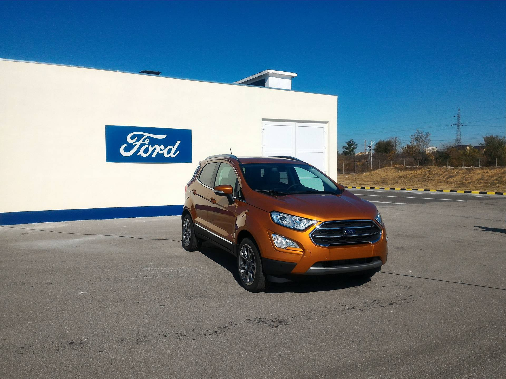 Ford Ecosport va aduce 2 miliarde de euro la Craiova. Cât la sută din componente provin din România