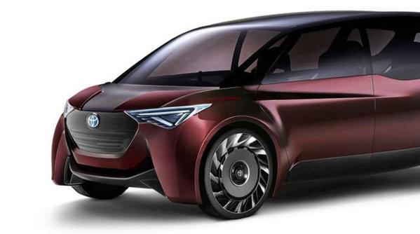 Fine-Comfort Ride - Sedanul premium Toyota, cu o autonomie de 1000 de km - FOTO