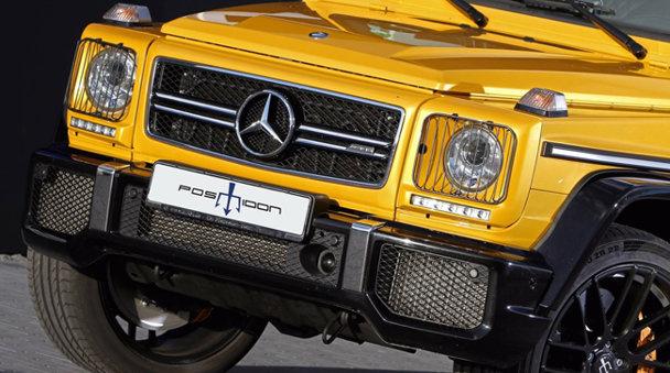 Mercedes-AMG G63, un monstru de 850 CP care te duce dincolo de limite - FOTO