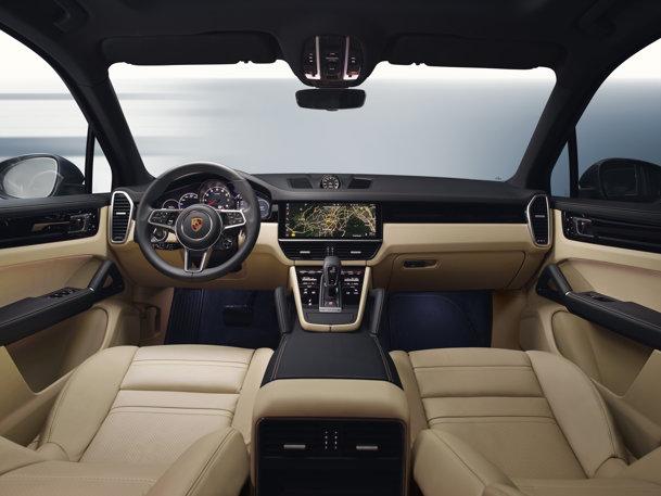 Porsche şi-a ales furnizorul de cauciucuri pentru Cayenne