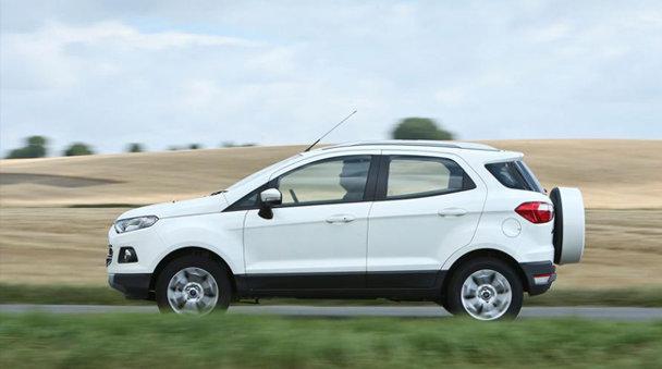 Ford Ecosport produs la Craiova va avea un rival direct. Ce siglă va purta
