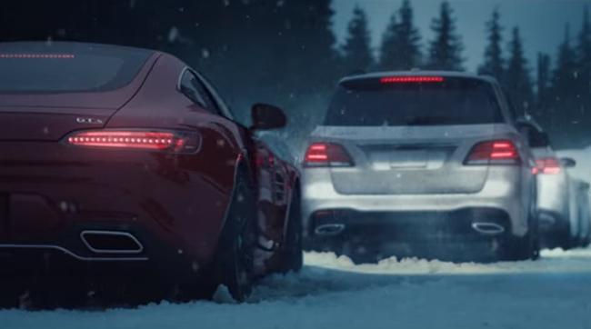 Cu ce maşină vine Moş Crăciun în 2017? Reclama care aduce spiritul sărbătorilor la început de noiembrie - VIDEO