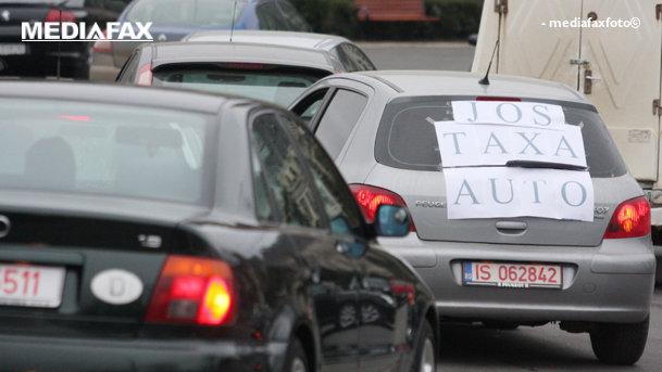 Senatul a adoptat OUG care lămureşte cadrul legal pentru restituirea taxei auto